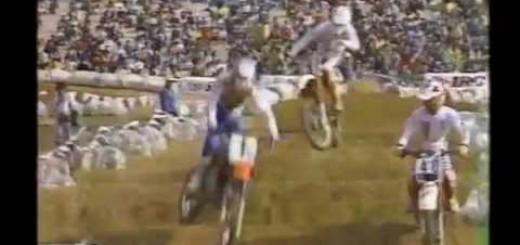 1984年ジャパンスーパークロス大阪南港大会 via:DirtNP