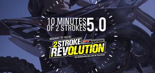 【2ストローク オブ ザ デイ!】10 Minutes Of 2 Strokes(MXPTV) 全5作品まとめ