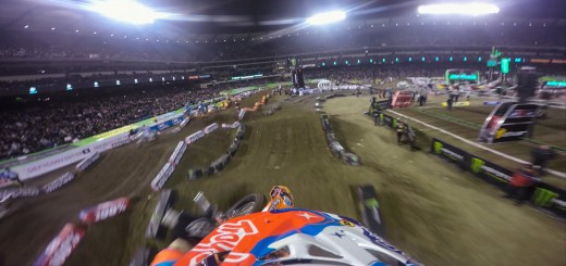 GoPro HD: Jessy Nelson Main Event Win 2015 Monster Energy Supercross from Anaheim 1