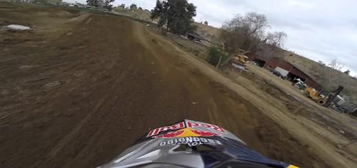 GoPro-Red Bull KTM D・ウィルソン@マイルストーンSX