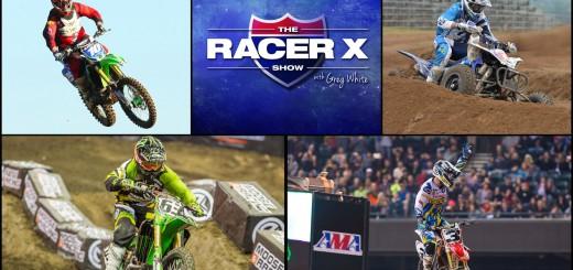 【モータースポーツ専門ニュース番組】 The Racer X Show – 1/13/2015