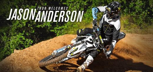 Thor MX – Jason Anderson