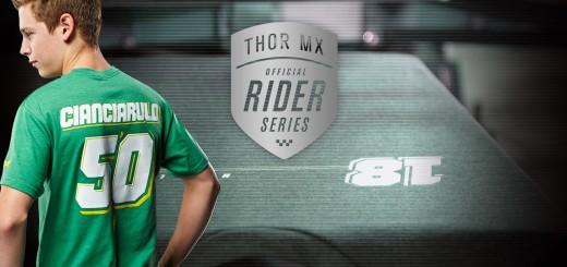 THORからライダーシリーズ Tシャツがリリース