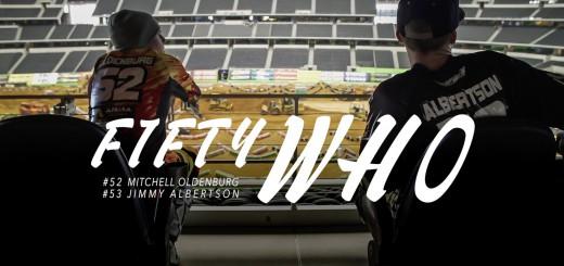 【ホームレースを迎えて!】J・アルバートソン ドキュメント「fiftyWHO」Ep.1