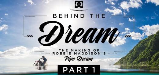 【超話題作メイキング公開!】ロビー・マディソン『PIPE DREAM』メイキング Part 1