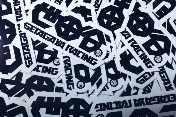 setagayaracing stickers