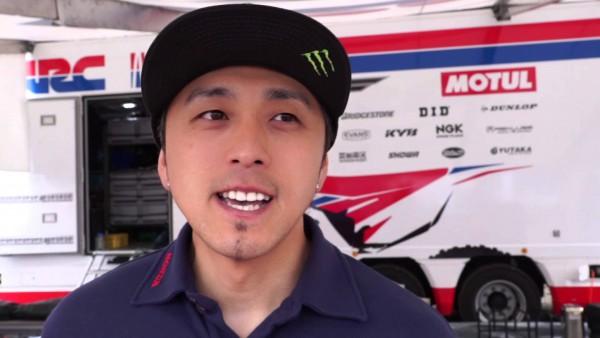 【5年連続開幕戦完全優勝!】成田亮(Team HRC)レース後コメントビデオ