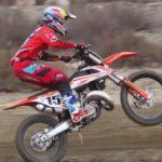 2ストロークビデオ:続・激アグレッシブ!ディーン・ウィルソン on KTM 150 SX