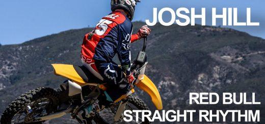 レッドブル・ストレートリズム直前最新ビデオまとめ「ジョシュ・ヒル × ALTA MOTORS電動バイク」