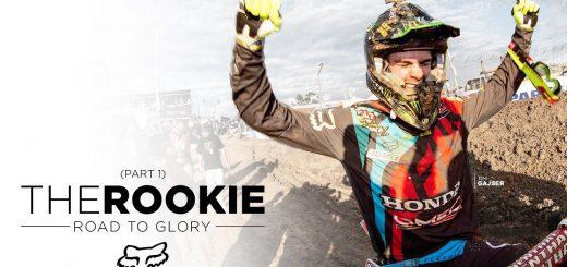 ドキュメント:ティム・ガイザー『The Rookie: Road To Glory』Ep.1