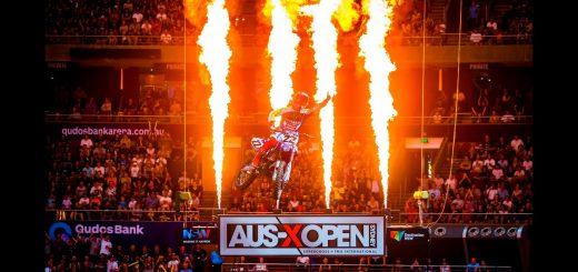 ハイライトビデオ|オーストラリアスーパークロス「2016 AUS-X Open」Day 1