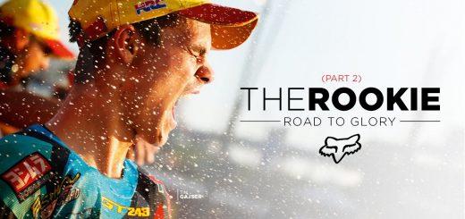 ドキュメント|ティム・ガイザー『The Rookie: Road To Glory』Ep. 2