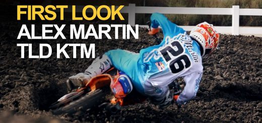TLD KTM移籍後初ビデオ|アレックス・マーティン@レイクエルシノア