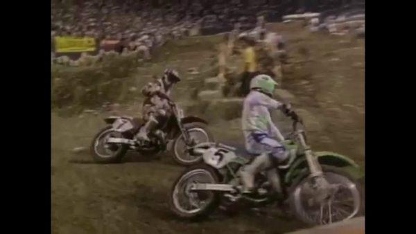クラシックモトビデオ|1980〜2010年代 AMAスーパークロスハイライト集ビデオ
