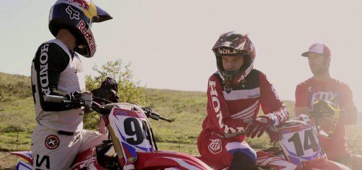 ヨシムラ発|2017 AMA ホンダファクトリー「Team Honda HRC」ビデオ