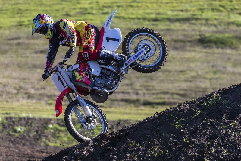 K Garth Milan/Red Bull Content Poolen Roczen