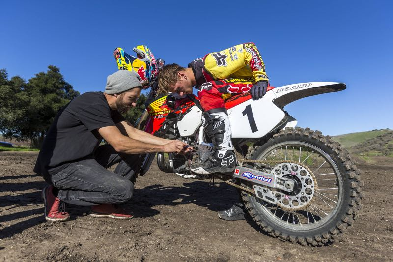 Garth Milan/Red Bull Content PoolKen Roczen