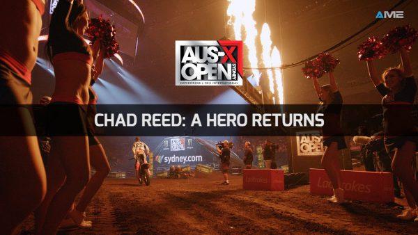 ドキュメンタリーTV番組|チャド・リード『A Hero Returns』