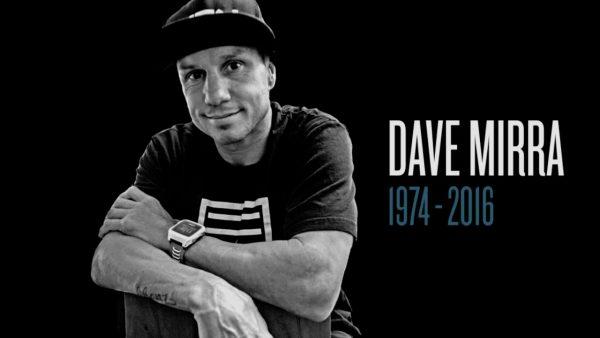 好ドキュメント作品 BMXレジェンドデイブ・ミラ追悼『Remembering Dave Mirra』