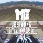 GoProビデオ|下田丈「2017 FMFカリフォルニア・クラシック」250Bクラス