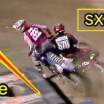 AMAスーパークロス事件簿|250SX予選レース「あるある」パッシングからの「2段オチ」
