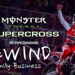 SX公式ドキュメント|『2018 Supercross Rewind』史上最年長優勝記録更新ジャスティン・ブレイトン