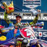 ビデオ&スタッツ|2018 AMAモトクロス 250MX チャンピオン アーロン・プレシンジャー