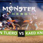 2ストロークビデオ|『Monster Army Battle』エイデン・ティへロ vs. ケイド・ナイフィング