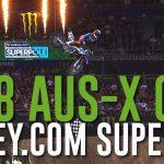 ヤバすぎるスキル|ダン・リアドン「最速ラップ対決スーパーポール」2018 AUS-X Open