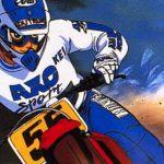 クラシックモトビデオ|日本が誇る伝説のモトクロスアニメ『風を抜け!』