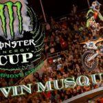大会振返り公式ビデオ|モンスターエナジーカップ「2017 勝者」マービン・ムスキャン