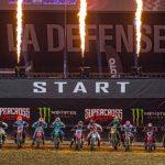 レースフルビデオ&リザルト|2019 フランス、パリ・スーパークロス Day 1