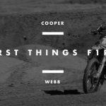 THOR発ビデオシリーズ|クーパー・ウェブ登場『First Things First』Ep. 1