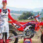 450初公式ビデオ|チェイス・セクストン「Team Honda HRC」新加入発表