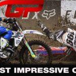 クラッシュまとめ|2020 FIMモトクロス世界選手権 MXGP 第2戦 オランダGP