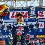 ドキュメントビデオ|ディラン・フェランディス「2020 AMAモトクロス 250MX 王者確定レース」最終戦フォックスレースウェイ