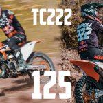 2ストロークビデオ|アントニオ・カイローリ「KTM 125SX」ライディング